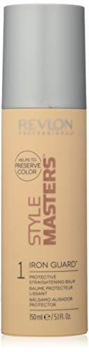 STYLE MASTERS Smooth Iron Guard, 150 ml, Hitzeschutz für störrisches Haar, Glättungsbalsam mit flexiblem Halt, Stylingprodukt für natürlichen Glanz & seidig glatte Ergebnisse