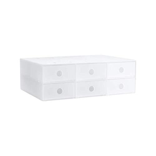 XYZMDJ Kunststoff-Waschtisch, kompakte, schlanke Schubladen für die Aufbewahrung von Kosmetikartikeln, zahnärztlichen Bedarfsartikeln, Haarpflegeprodukten, Badartikeln, Schlafsälen, Schreibtischen und