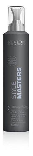 STYLE MASTERS Modular Mousse, 300 ml, Stylingprodukt für perfektes Haarstyling, Haarschaum mit mittelstarkem Halt, Haarprodukt für ein natürliches Finish & mehr Volumen