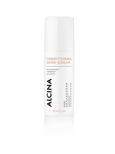 ALCINA Conditioning Shine-Cream - Schutz für trockenes und strapaziertes Haar - 1 x 50 ml