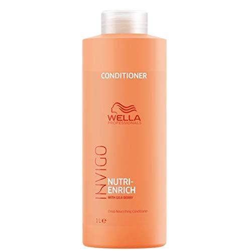 Wella Professionals Invigo Nutri-Enrich Deep Nourishing Conditioner, 1000 ml