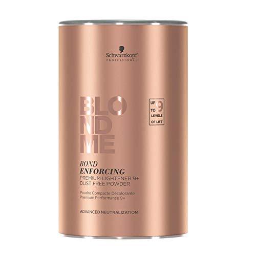 """Schwarzkopf """"BlondMe"""" Premium Lift 9 + Pulver, Aufheller, 450 g"""