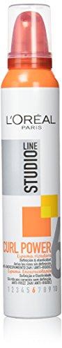 LINE STUDIO Macht curl Lockenschaum 200 ml