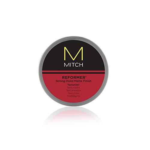 Paul Mitchell MITCH Reformer - Styling-Paste für matte Männer-Haare, Haar-Pomade für starken Halt, eine tolle Haar-Struktur und Fülle, 85 g
