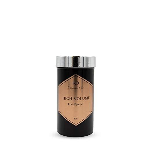 High Volume Powder Haar Volumen-Booster für feines Haarf für Frauen & Männer | Volumen Puder zum stylen und fixieren in Premium Friseur Qualität | Matt-Look ohne zu verkleben (25ml)