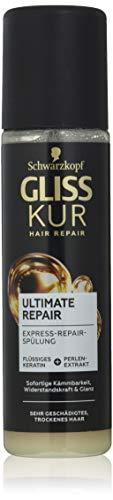Gliss Kur Ultimate Express-Repair-Spülung, 200 ml