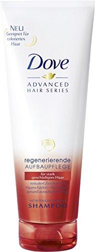 Dove Advanced Hair Series Shampoo Regenerierende Aufbaupflege, 250 ml