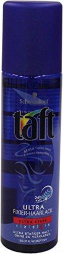 Schwarzkopf Taft Ultra Fixier-Haarlack ultra stark (5x 200ml)