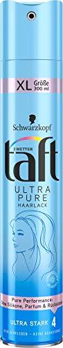 Schwarzkopf 3 Wetter Taft Haarlack 300ml Ultra Pure, 1er Pack (1 x 300 ml)