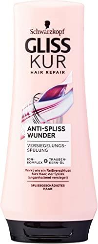 Gliss Kur Anti-Spliss Wunder Spülung, 200 ml