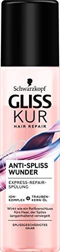 Gliss Kur Anti-Spliss Wunder Express-Repair-Spülung, 200 ml