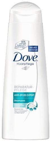 Dove Hair Anti-Spliss Expert Shampoo 250 ml, 6er Pack (6 x 250 ml)