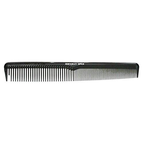 Denman Präzisionskamm Haarschneidekamm 7,5 Zoll, DPC3 aus Acetal