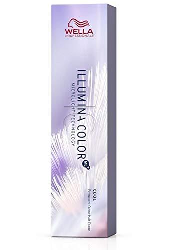 Wella Illumina 10/81 hell-lichtblond perl-asch Color Me+ 60 ml