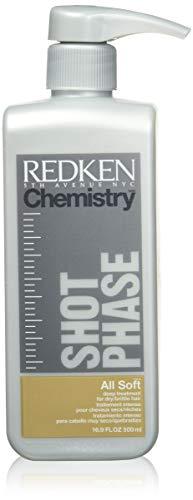 Redken Chemistery Shot Phase All soft, 1er Pack, (1x 500 ml)