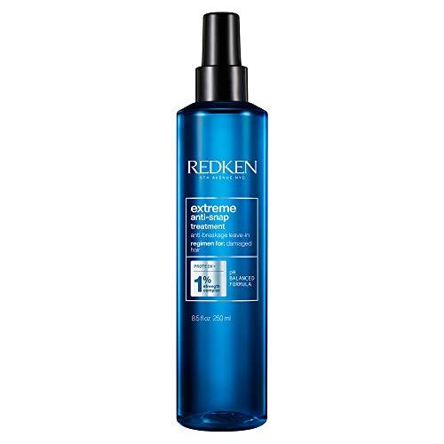 Redken   Haarpflege-Spray für alle Arten von Haarschäden, Repariert und regeneriert, Anti Haarbruch und Hitzeschutz, Extreme Anti-Snap, 1 x 250 ml