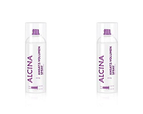 Alcina Ansatz-Volumen-Spray 2x200ml