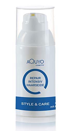 Haaröl mit Arganöl für trockene Haare, Haarserum für strapaziertes & geschädigtes Haar   Haarspitzenfluid zur Pflege trockener und gespaltener Haarspitzen   Haarpflege gegen Frizz und Spliss (30ml)
