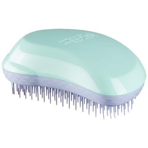 Tangle Teezer Haarbürste, feine und zerbrechliche Entwirrung, Minzviolett