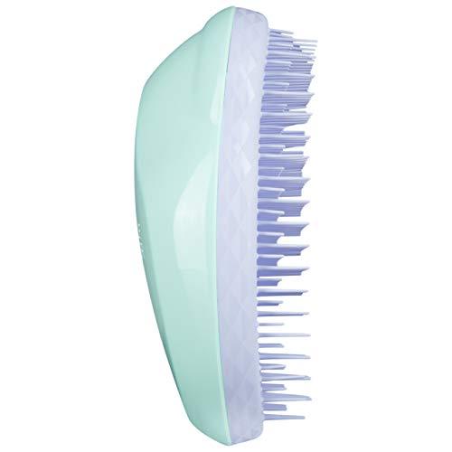 Tangle Teezer Fine & Fragile Mint Violet, ProfessionHaarbürste speziell für feines und brüchiges Haar