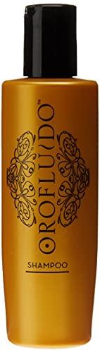 OROFLUIDO Shampoo – luxuriöses Haarshampoo, 200 ml, Haarpflege mit reichhaltigen Ölen für Glanz, Geschmeidigkeit & Farbschutz, Haarprodukt für natürliches und coloriertes Haar