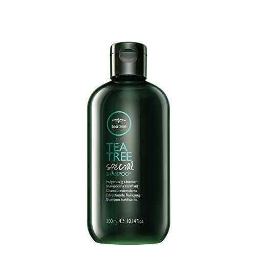 Paul Mitchell Tea Tree Special Shampoo - Cleansing Shampoo für die tägliche Haarwäsche, Haar-Pflege Shampoo für alle Haartypen entfernt Unreinheiten, 300 ml