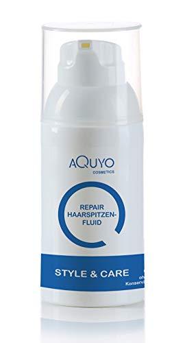 Repair Haarspitzenfluid, Haarpflege Serum für trockene Haarspitzen und geschädigtes Haar, Spitzenfluid zur Pflege bei Spliss, Frizz und trockenen Spitzen (30ml)