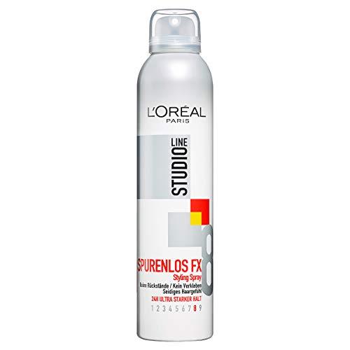 L'Oréal Paris Studio Line Spurenlos FX Styling Spray ultra stark 250 ml, 6er Pack (6 x 250 ml)