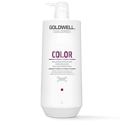 Goldwell Dualsenses Color Brilliance Conditioner, 1er Pack (1 x 1 l)
