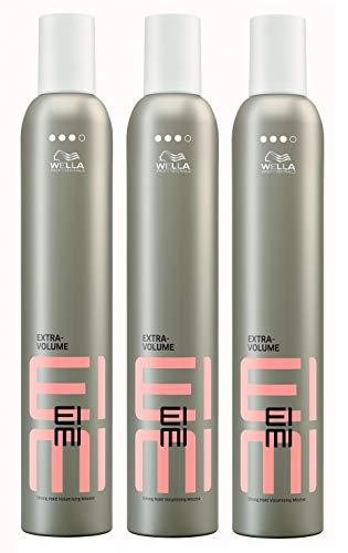 Wella EIMI Extra Volume Mousse SET 3 x 500ml