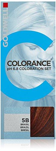 Goldwell 5/ B Colorance pH 6,8 Set, brasil