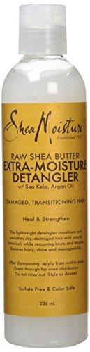 Shea Moisture Raw Shea Butter Extra Moisture Detangler 236 ml