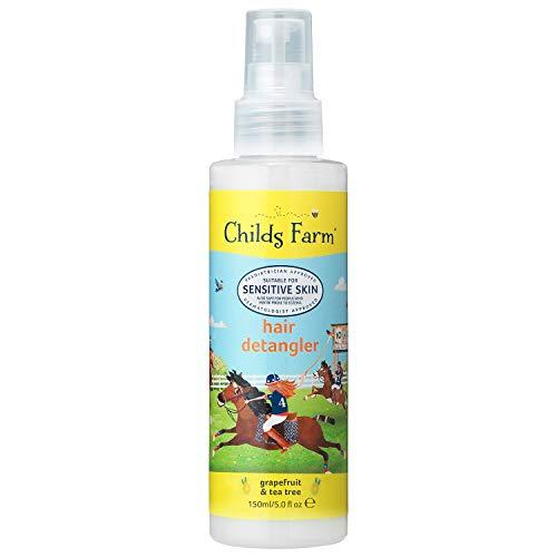Childs Farm Hair Detangler Haarentwirrer-Spray, Grapefruit und Teebaum
