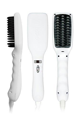 ikoo, Glättungsbürste e-styler, platinum white