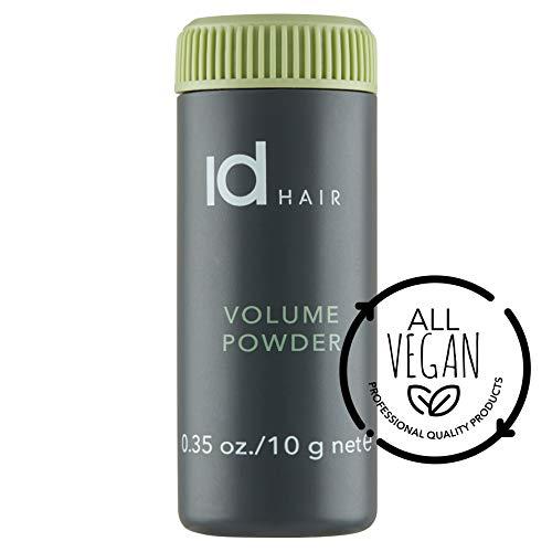 IdHAIR - Volume Powder - Bietet Mega-Volumen und Kontrolle - Mit Silica - Geeignet für feines und normales Haar - 10 g