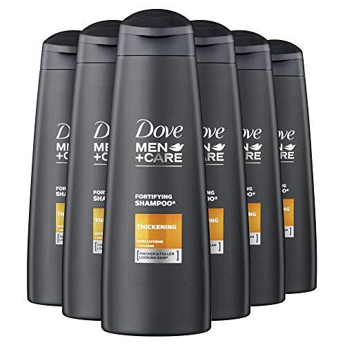 Dove Men+Care kräftigendes Shampoo Energy Boost, 250 ml, 6er Pack (6 x 250 ml)