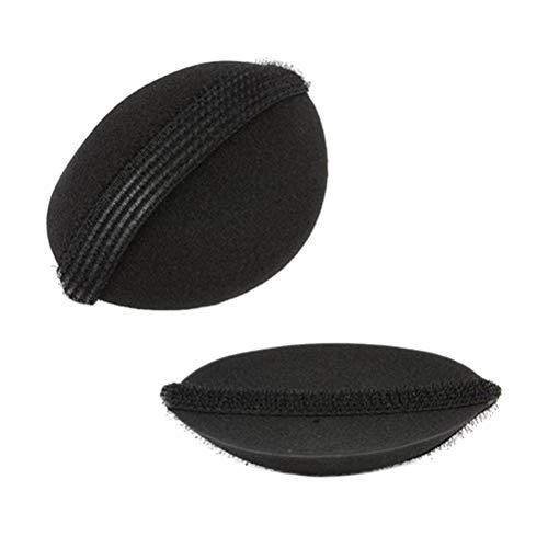 SUPVOX 2 Stücke Magic Hair Styling Clip Zubehör Lockige schaum pad Werkzeug Schwamm Haar Zubehör
