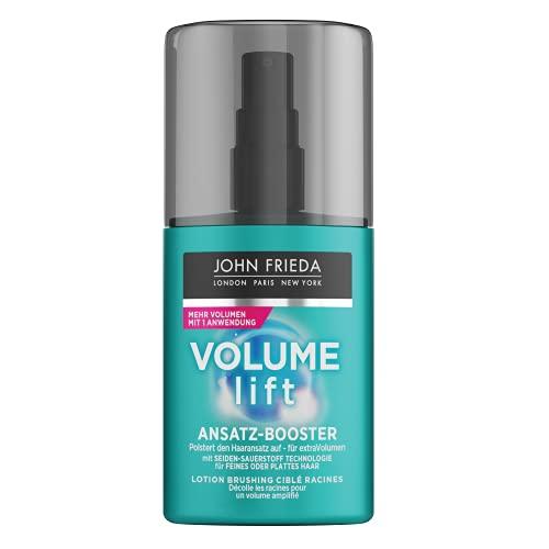John Frieda Volume Lift Ansatz Booster - Inhalt: 125ml - Polstert den Haaransatz auf - Für extra Volumen - Für feines oder plattes Haar