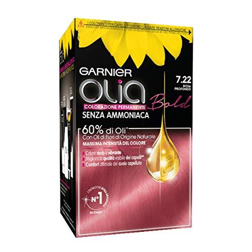 Olia Bold - Permanent Coloration 7.22 Rosa Intenso