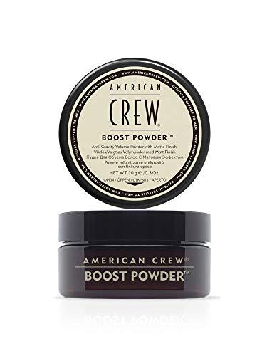 AMERICAN CREW BOOST POWDER für Dichte, Stand und Griff, 1er Pack (1 x 10 g)