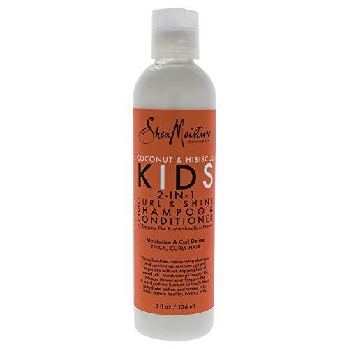 Shea Moisture Kids Curl & Shine 2-in-1 Shampoo & Conditioner 227 ml
