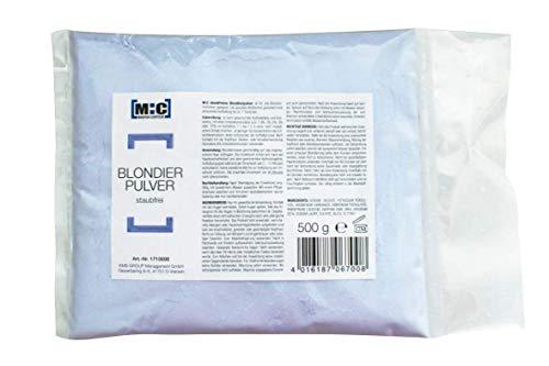 Blondierpulver blau, staubfrei, Blondierung 500 g