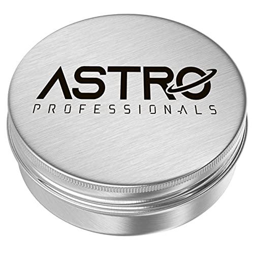 ASTRO Shine Pomade Wasserbasiert 180ml - Starker Halt – Haargel Styling Pomade Herren - Perfekter Glanz mit Barber Qualität - Pomade Strong Hold - Haarpomade Dermatologisch getestet