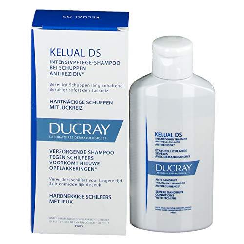 Ducray Kelual DS Shampoo, Behandung für Dermatitis, 200ml (2x 100ml)