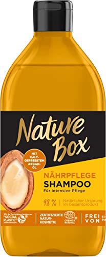 Nature Box Nährpflege-Shampoo Argan-Öl, 385 ml