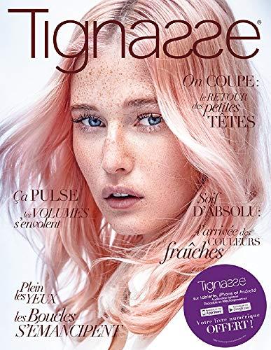 """Lind Coiffeur Images Tignasse No. 08, """"SOIF D´ABSOLU"""", Trendbuch von Alexandre Pattein, Frisurenbuch, Frisurenmagazin, Frisurentrends"""
