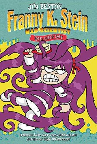 Bad Hair Day (Volume 8) (Franny K. Stein, Mad Scientist, Band 8)