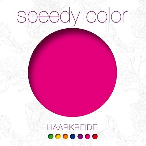 Haarkreide - Speedy Color - Haare Färben - Dip Dye Hair chalk Haar Kreide