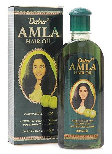 Dabur AMLA Haaröl natürlich Pflege für schönes Haar 200ml