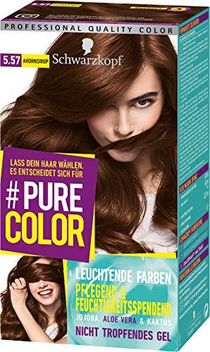 Schwarzkopf Pure Color Coloration 5.57 Ahornsirup, 1er Pack (1 x 143 ml)